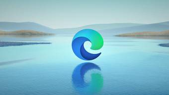 Microsoft Edge: das neue Browser-Logo.