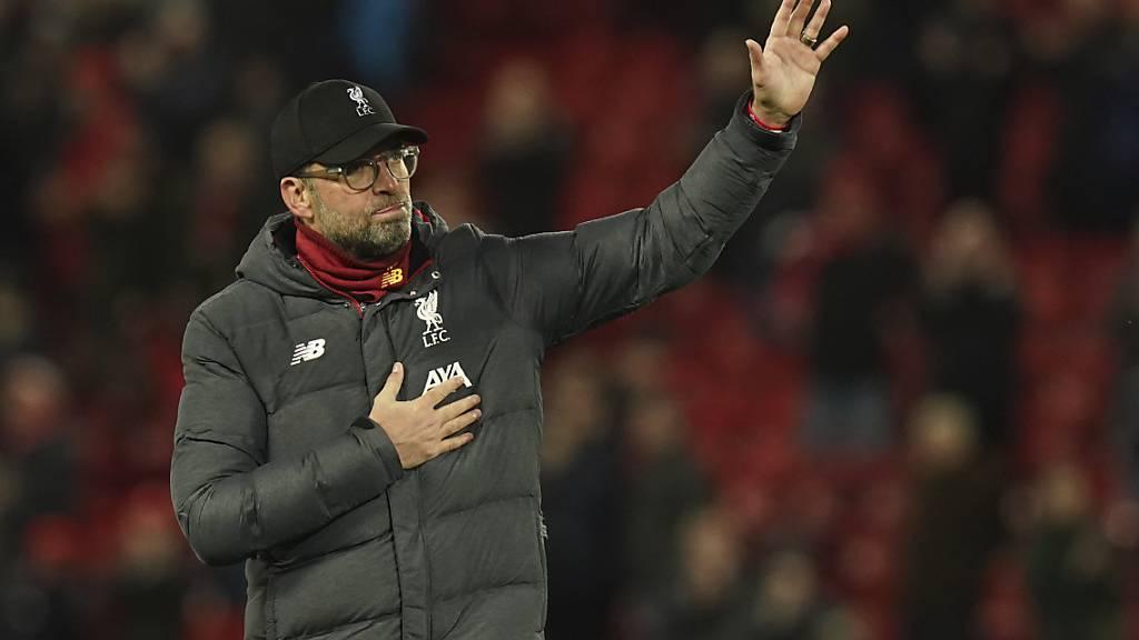 Titelverteidiger Liverpool scheitert im Achtelfinal