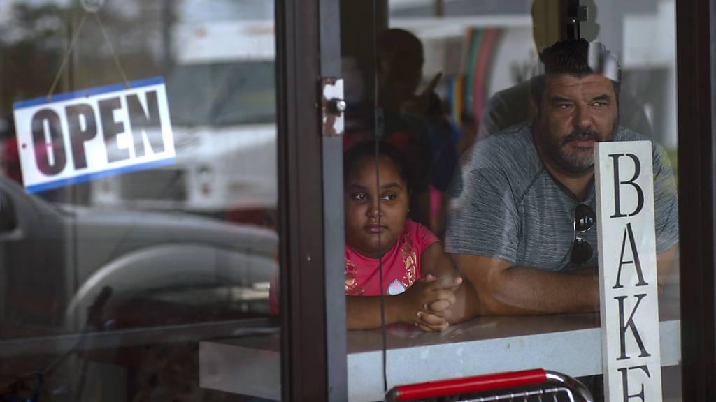 Noch immer 1300 Vermisste nach Hurrikan Dorian