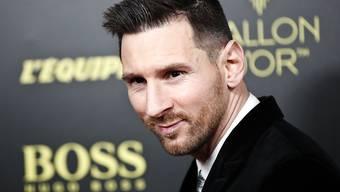 Lionel Messi erhielt zum sechsten Mal den Ballon d'Or