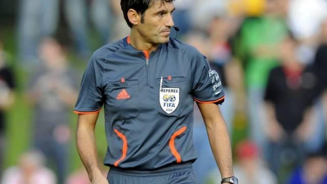 Massimo Busacca als WM-Referee aufgeboten
