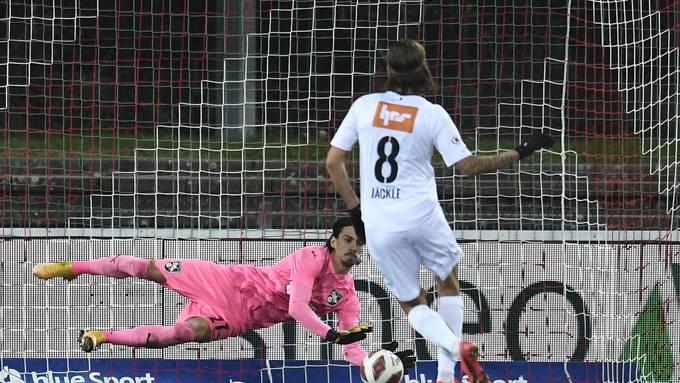 Challenger League: 9. Runde, FC Aarau - GC (23.11)