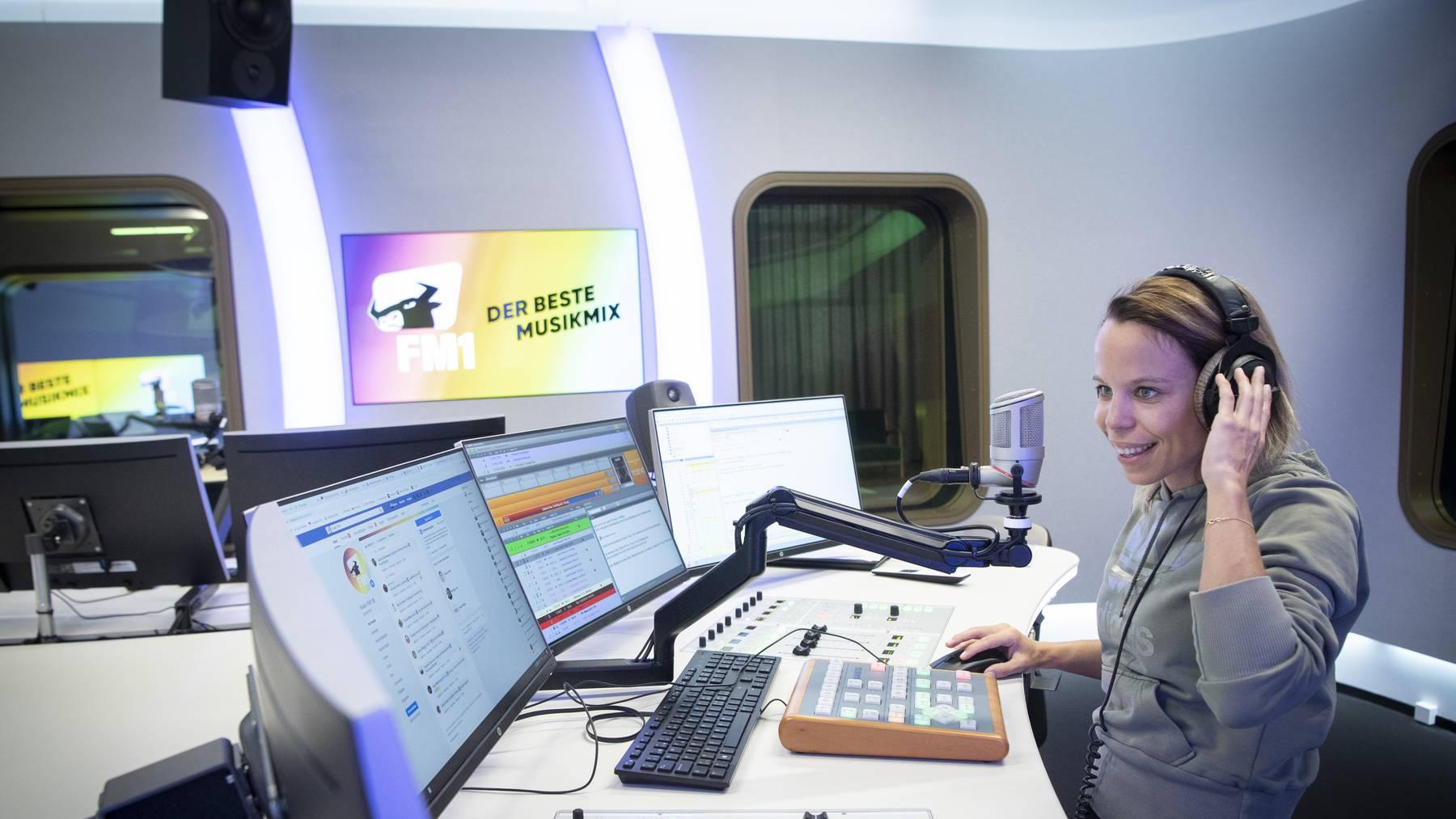 In der Ostschweiz hört man FM1.