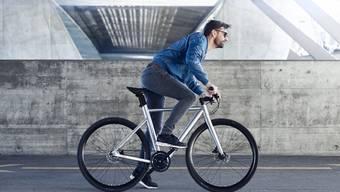 So sieht das E-Bike von Asfalt aus. (Archivbild)
