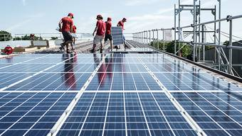 Der globale Photovoltaikmarkt ist im letzten Jahr um 50 Prozent gewachsen - am stärksten in China. (Symbolbild)