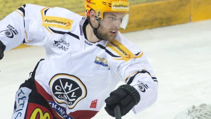 Fredrik Pettersson spielt künftig für die ZSC Lions