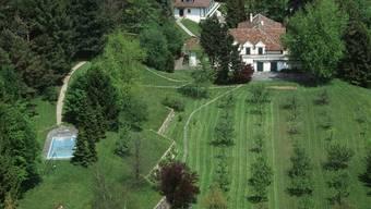 Die frühere Villa in Savigny VD von Mobutu wurde am Mittwoch versteigert. (Archivbild)