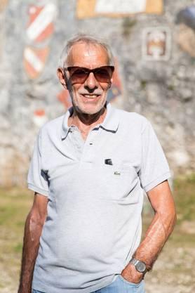 Lokalhistoriker Adrian Schmidlin (79) weiss, was in Grellingen los war, los ist und los sein wird.