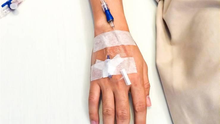 Im Spitalalltag Geld zu sparen, ist nicht immer so einfach. iStock/Getty