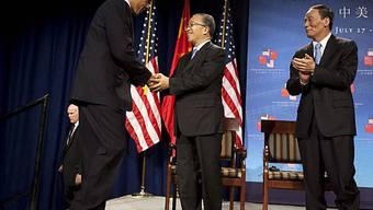 Diskussionsforum in Washington