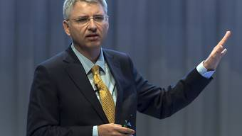 Der Roche-CEO Severin Schwan glaubt weiter an Spark-Übernahme im laufenden Jahr. (Archiv)