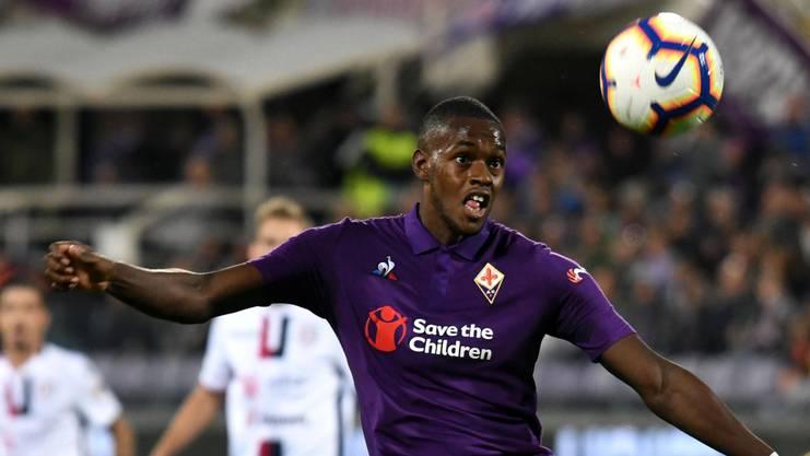 Erzielte sein erstes Tor für Fiorentina: Edimilson Fernandes.