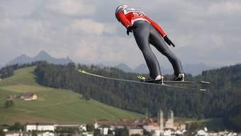 Auf Kilian Peier ruhen die Hoffnungen des Schweizer Teams.