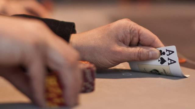 In Zürich und Wallisellen stiess die Polizei auf illegales Glücksspiel (Symbolbild)