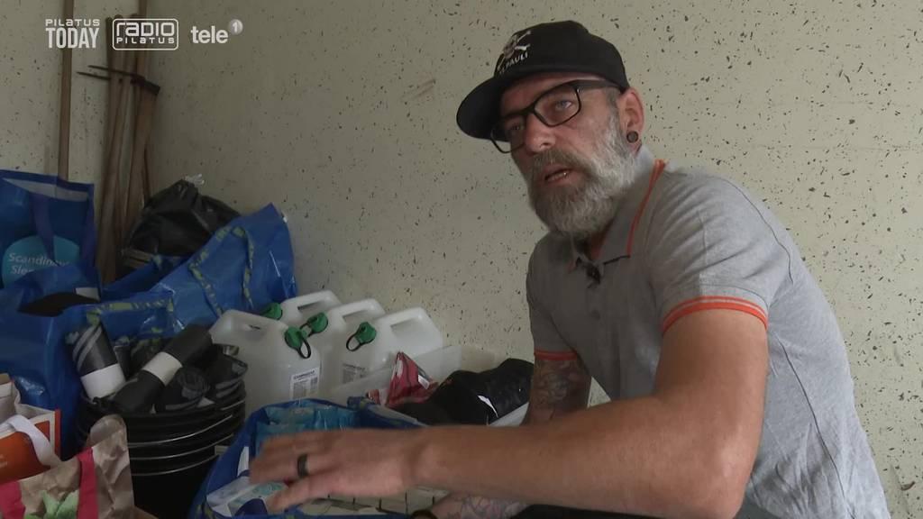 Zuger hilft Unwetteropfern in Deutschland