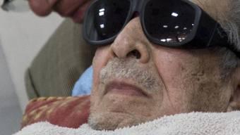 Dement: Ex-Diktator Ríos Montt dürfte einem neuen Prozess entgehen (Archivbild).