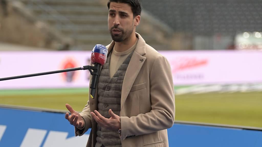Sami Khedira war gegen Ende seiner Karriere wegen Verletzungen öfters in ziviler Kleidung als im Trikot seines Teams in den Stadien anzutreffen