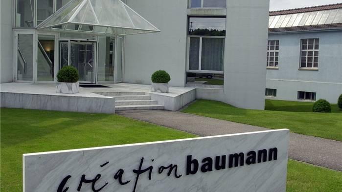 Im letzten Jahr feierte Création Baumann das 125-jährige Bestehen.