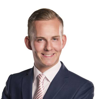 Nico Planzer ist Jungpräsident der BDP Schweiz