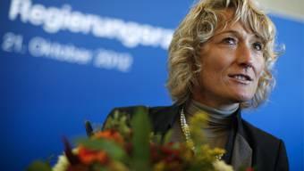 Susanne Hochuli: «Ich nehme nur Gratulationen an, die von Herzen kommen».