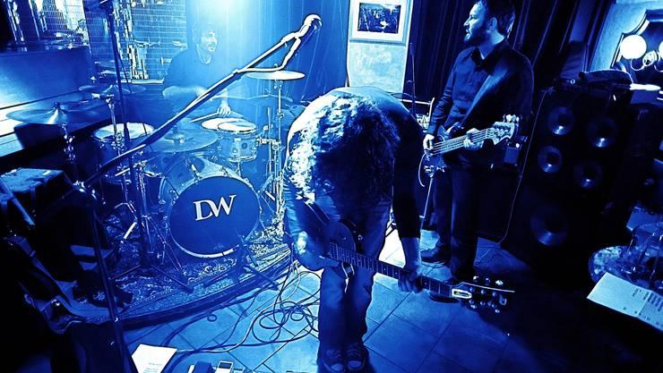 «Unverblümter Grunge ohne Scheu vor gesellschaftskritischen Statements»: So beschreibt die Rheinfelder Band Deadwerner ihren Musikstil. zvg