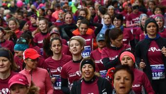 Frauen wollen nicht nur Sport ausüben, sie wollen Sport mitbestimmen.