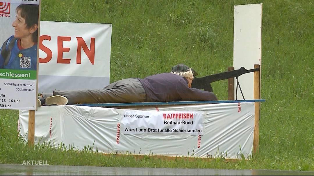 Wiliberg lehnt das Waffengesetz mit 70 Prozent ab