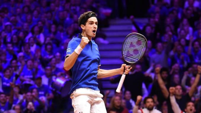 Sicherer Wert in Frankreichs Davis-Cup-Equipe: Pierre-Hugues Herbert.