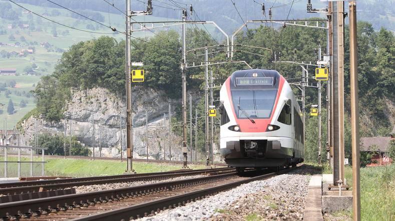 Rauch in Zugwaggon: Bahnhof abgeriegelt