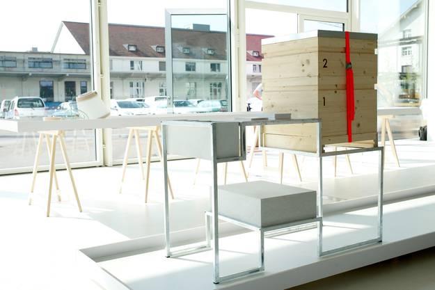Diplomausstellung der Hochschule für Gestaltung und Kunst FHNW - die erste im neuen Campus