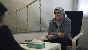 Muslimische Seelsorgerin: Beliks Osman über ihren Einsatz in Altstetten.
