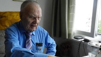 Paul Meier beharrt darauf: «Auf Landesverrat stand im Krieg die Todesstrafe.»