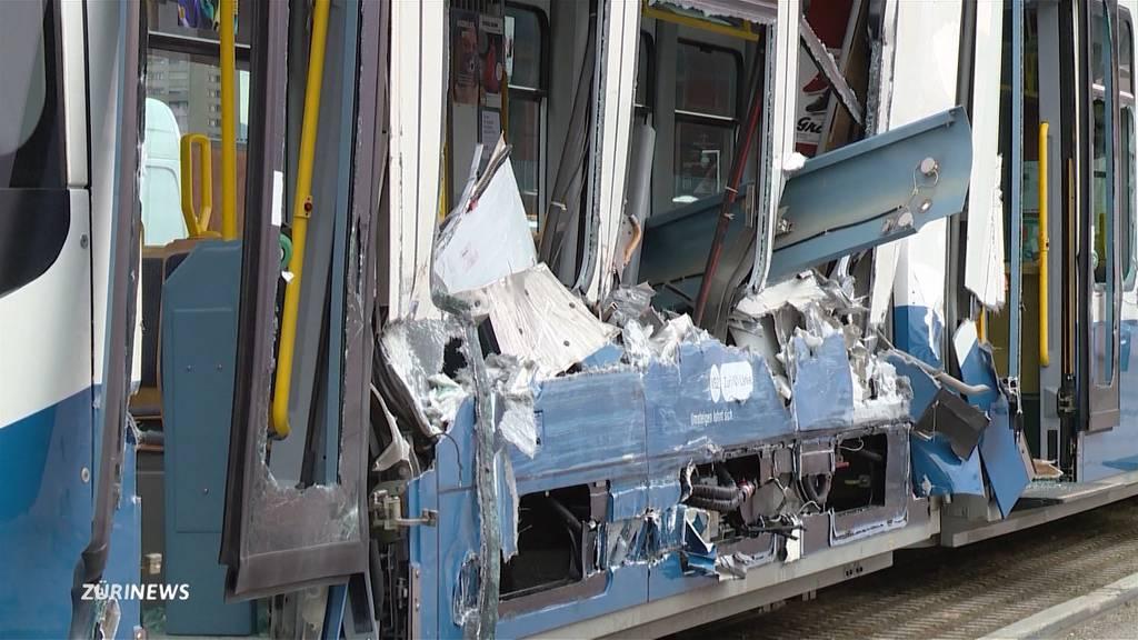 Tramunfall Letzigrund: Wie konnte es zur Kollision kommen?