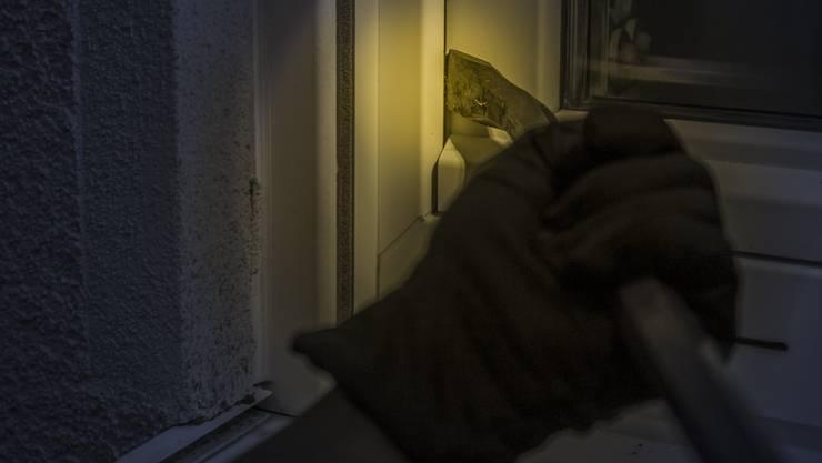 Als Einbrecher stellte sich der mehrfach vorbestrafte Ungar in Egerkingen eher ungeschickt an. (Symbolbild)