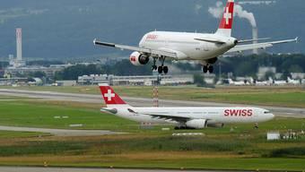 Fluggesellschaften sollen sich leisere Maschinen anschaffen.
