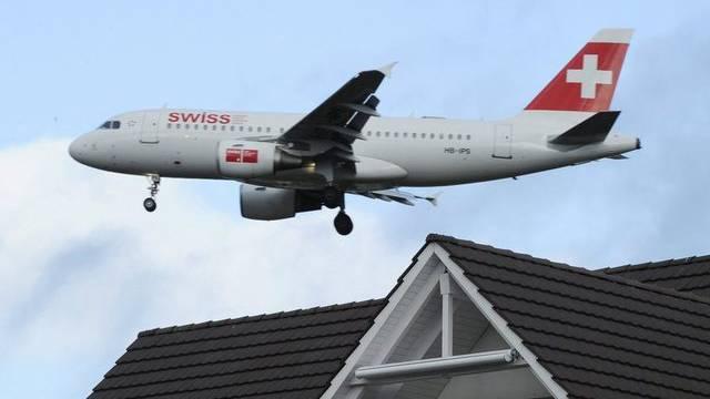 Über dem Aargau wurden zuletzt mehr Flugbewegungen festgestellt. (Symbolbild)