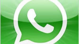 WhatsApp funktioniert nun auch im PC-Browser (Archivbild).