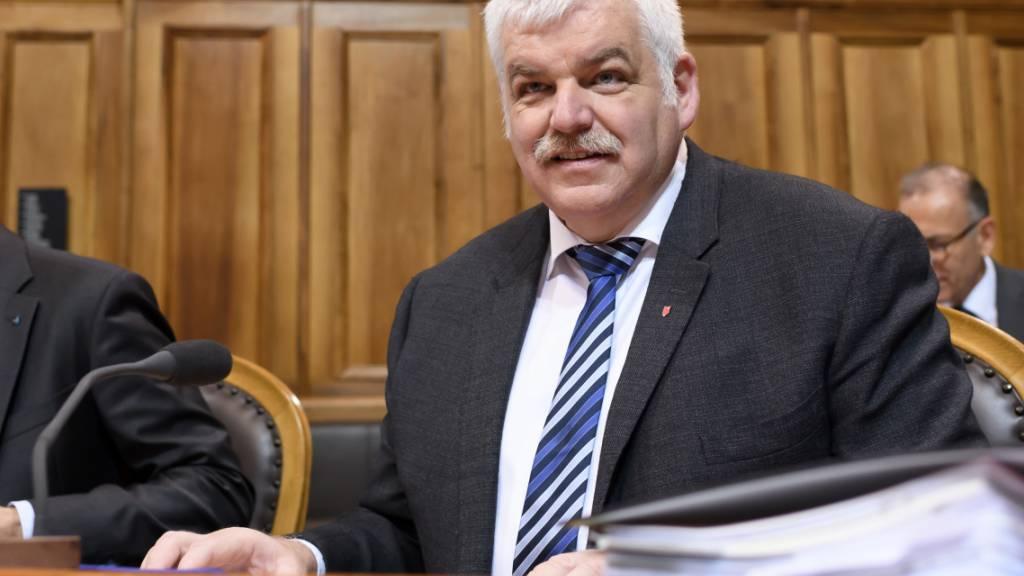 Schwyzer Regierungsrat Reichmuth angeklagt