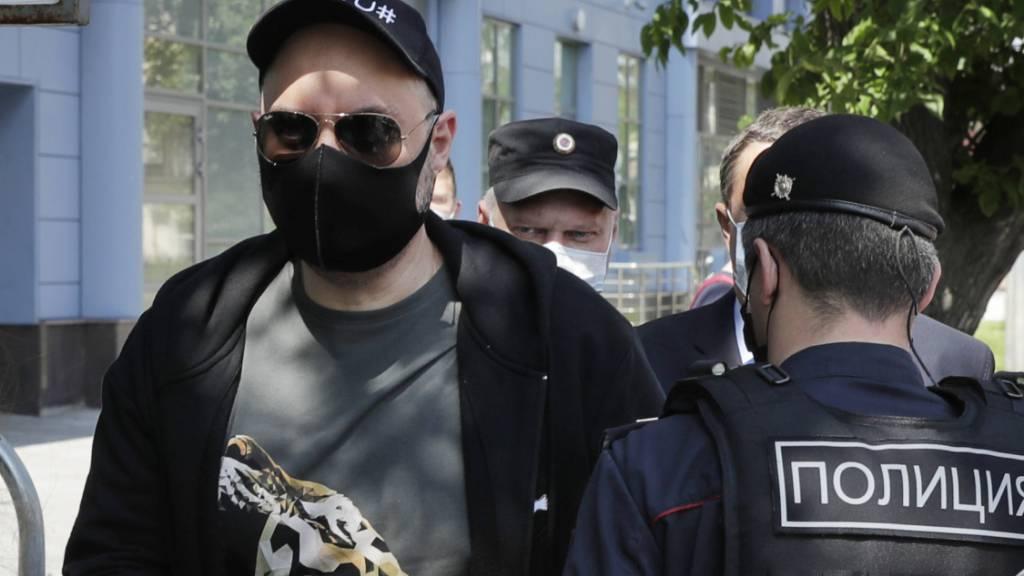 Regiestar Serebrennikow bringt nach Urteil Film heraus