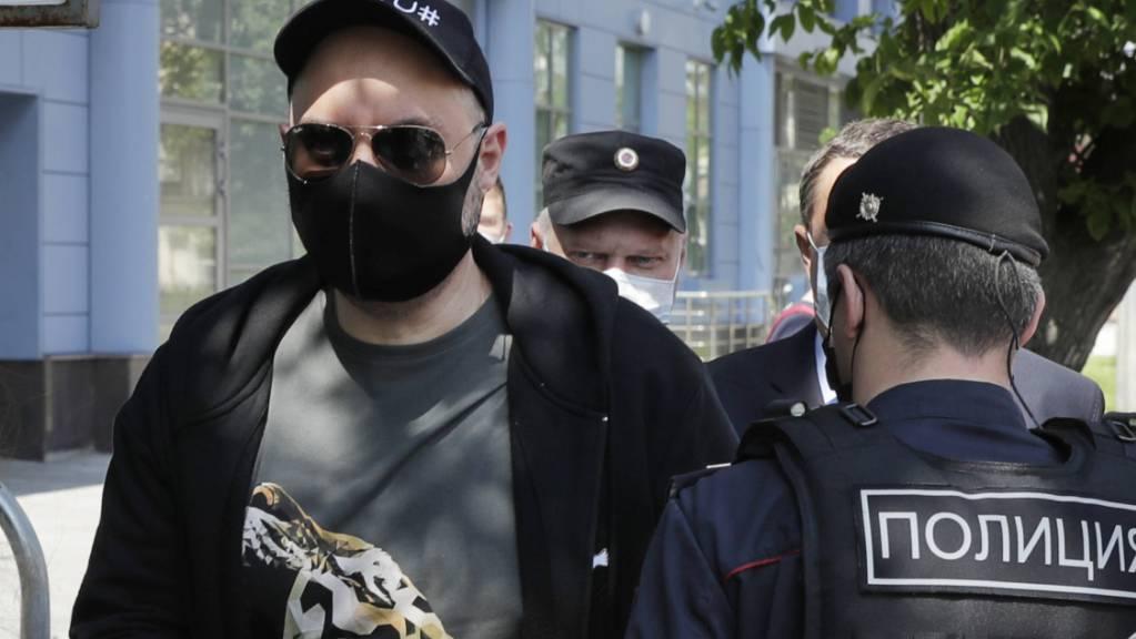 Regisseur Kirill Serebrennikow bringt nach einem jahrelangen Prozess wegen angeblichen Betrugs im kommenden Jahr einen neuen Film heraus.