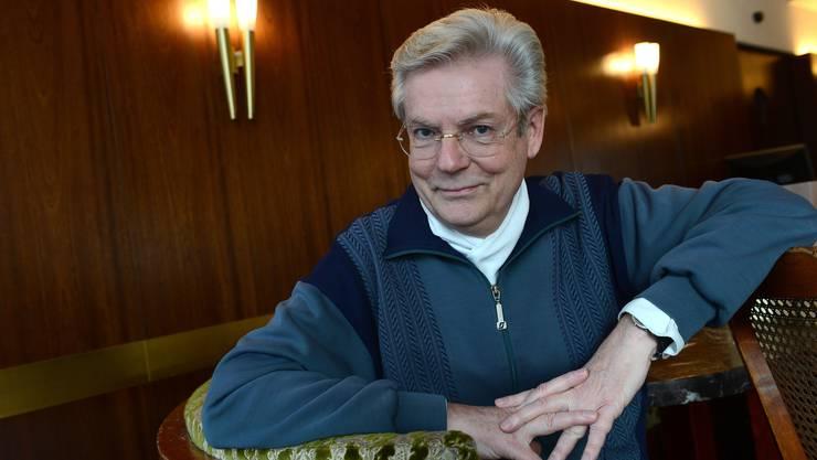 Der Basler Schauspieler Peter Richner feiert dieses Jahr sein 50-Jahr-Bühnenjubiläum.