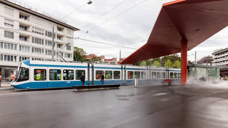 Am 19. August 2019 war es so weit: Die erste Limmattalbahn-Testfahrt nach Schlieren fand statt.