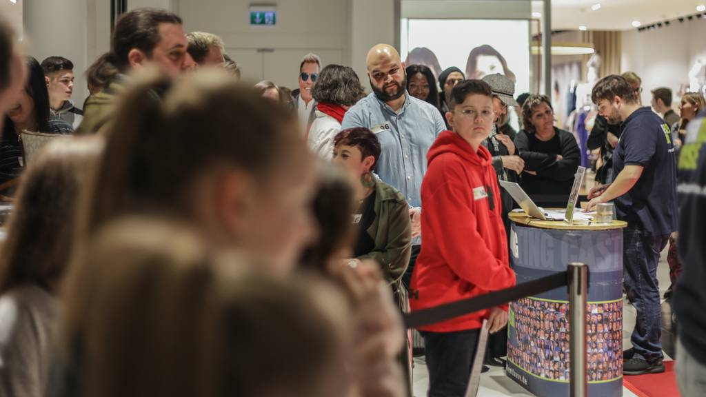 Hunderte Ostschweizer wollen bei «GZSZ»-Casting punkten