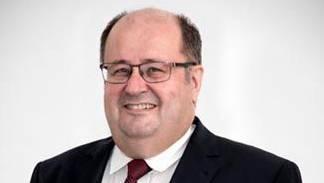 Rechtsanwalt Werner Ritter.