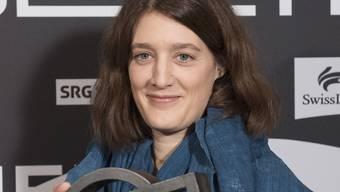 """Fanny Bräuning gewinnt bereits zum zweiten Mal den """"Prix de Soleure"""", den höchstdotierten Filmpreis der Schweiz."""
