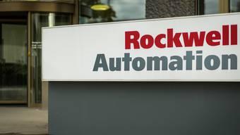 Rockwell-Sitz in Aarau: Die US-Firma will die Produktion auslagern und Stellen abbauen.