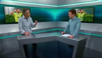 «Ein Freigeist, Regisseur, ein Denker und Lenker» – Ruedi Kuhn bedauert den überraschende Rücktritt von Gianluca Frontino auf Ende Saison.
