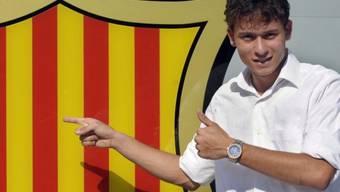 Keirrison soll für Barça auf Torjagd