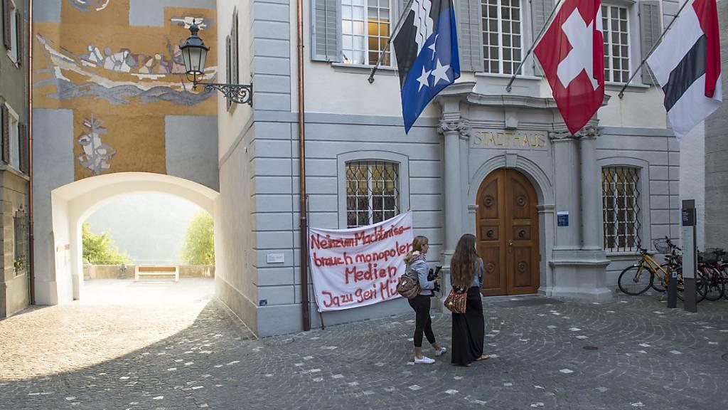 Aargauer Regierung ist für Amtsenthebung-Volksinitiative