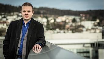 Badener Pianist Karl-Andreas Kolly stellt Emil Freys Werk ins Zentrum.Archiv/AZ